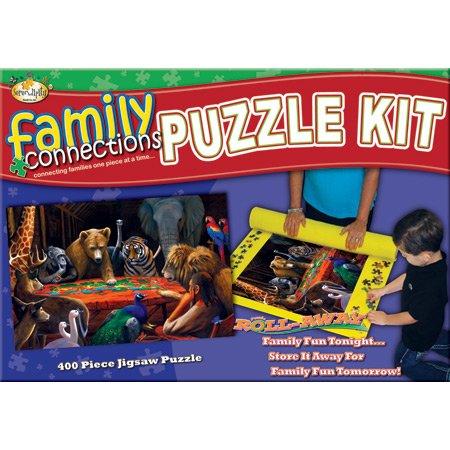 Jigsaw Puzzle 400 Pieces 17.25x26.5: Noah's Rec Room