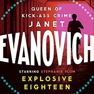 Explosive Eighteen Audiobook