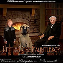 Little Lord Fauntleroy Audiobook by Frances Hodgson Burnett Narrated by Andrea Giordani