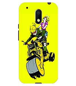 Voodoo Printed Back Cover For Motorola Moto G4 Play (Moto G Play 4th Gen)