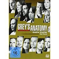 Grey's Anatomy: Die jungen �rzte - Siebte Staffel, Teil Zwei [3 DVDs]
