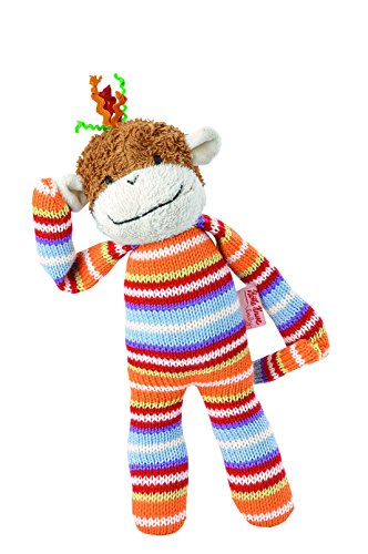 Kathe Kruse - Cara Mello Knitted Animal Plush Toy