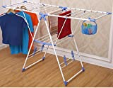 #6: Truphe Winsome Indoor/Outdoor Cloth Drying Stand For Home / Durable & Light Weight / Long & Extended (MADE IN INDIA)