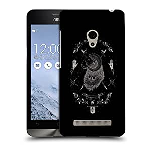 Snoogg Sheep Face Designer Protective Back Case Cover For ASUS ZENFONE 5