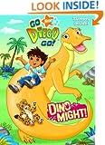 Dino Might! (Go, Diego, Go!) (Color Plus Tattoos)