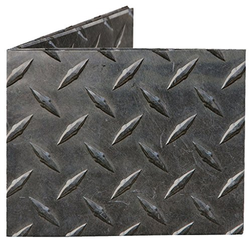 dynomighty-mens-diamond-plate-mighty-wallet-portefeuille-super-thin-lightweight-tyvek-b