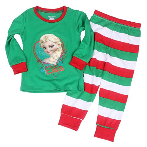 Infant Girl Christmas Pajamas