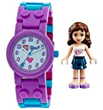 レゴ フレンズ LEGO FRIENDS 8020165 オリビア ウオッチ 腕 時計 ガールズ 女の子 キッズ フィギュア 1体付き [並行輸入品]
