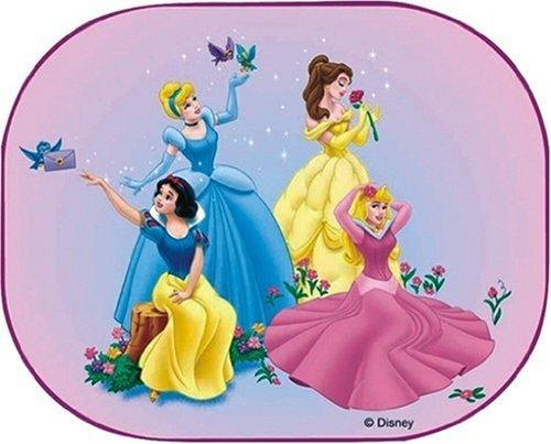 Disney Princess DPSAA010 Disney Princess Sonnenschutz, 36x45 cm, paar