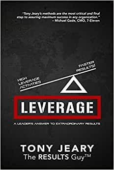 Leverage: High Leverage Activities = The Right RESULTS Faster!