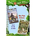 Magic Tree House: Books 5-6 Audiobook by Mary Pope Osborne Narrated by Mary Pope Osborne