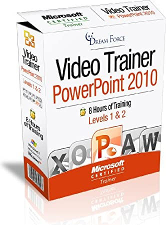 PowerPoint 2010 Training Videos - 8 Hours of PowerPoint 2010 training by Microsoft Office: Specialist, Expert and Master: 2000, XP (2002), 2003, 2007, 2010 and Microsoft Certified Trainer (MCT), Kirt Kershaw