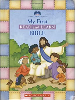 My First Read And Learn Bible: Eva Moore, American Bible Society