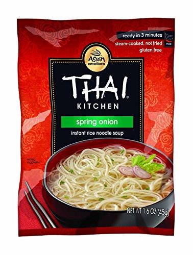 Thai Kitchen | Gluten Free -Noodle Soup-Onion 1.6 Oz [1Pack]