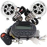 Lenker Remote Radio Audio Lautsprecher Motorrad mp3 Stereo Verstaerker