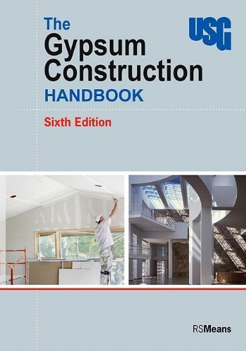 The Gypsum Construction Handbook by RSMeans (2009-01-30) PDF