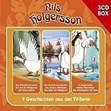 Nils Holgersson 3-CD Hörspielbox