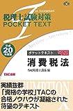 税理士試験対策ポケットテキスト 消費税法〈平成20年度版〉