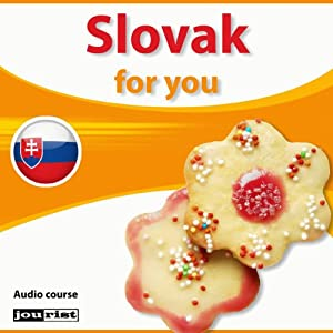 Slovak for you Audiobook