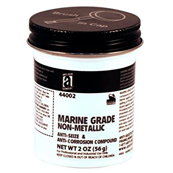 marine grade 44002 non metallic anti seize compound 2 oz. Black Bedroom Furniture Sets. Home Design Ideas