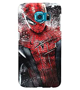 GADGET LOOKS PRINTED BACK COVER FOR Samsung Galaxy S6 Edge+ MULTICOLOR