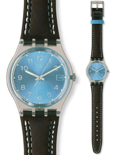 Swatch Quartz Polyurethane Watch GM415