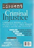 Dissent (magazine) (Criminal Injustice Issue, Summer 2001)