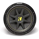 Kicker 10C104 Comp 10-Inch Subwoofer 4 DVC (Black)