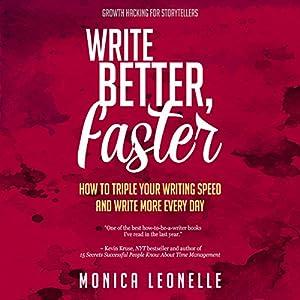 Write Better, Faster Audiobook