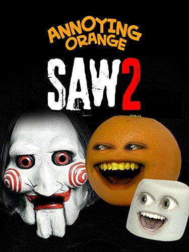 Annoying Orange - Saw #2: Annoying Death Trap