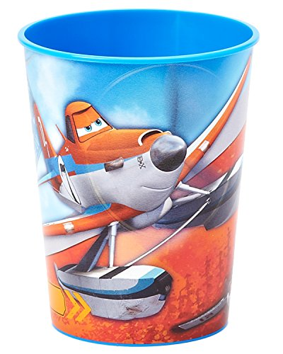 Planes 16 oz Plastic Party Cup, Party Supplies - 1