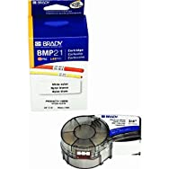 BRADY ID INCOM M21-750-499 Nylon Cloth Labeling Tape-.375