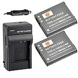DSTE® アクセサリーキット Olympus LI-90B LI-92B 互換 カメラ バッテリー 2個+充電キット対応機種 Tough SP-100 TG-1 TG-2 TG-3 TG-4 XZ-2
