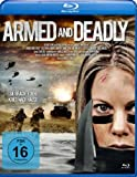 Armed and Deadly [Blu-ray]