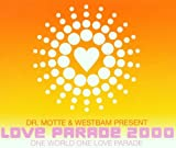 Dr.motte & westbam present love parade 2000(one world one various maxi cd extra/enhanced disco/d