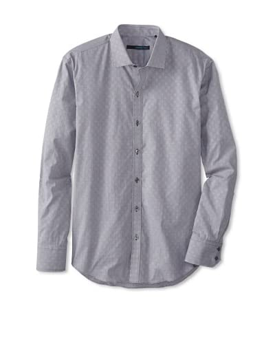 Zachary Prell Men's Werner Checked Long Sleeve Shirt