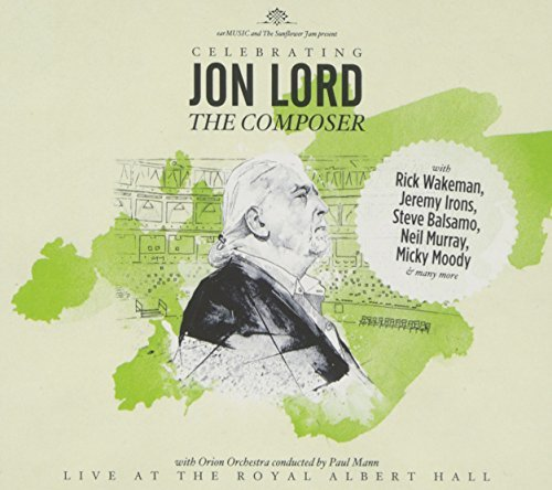 Celebrating Jon Lord - The Composer by Jon Lord
