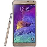SAMSUNG N910F GALAXY NOTE 4 GOLD