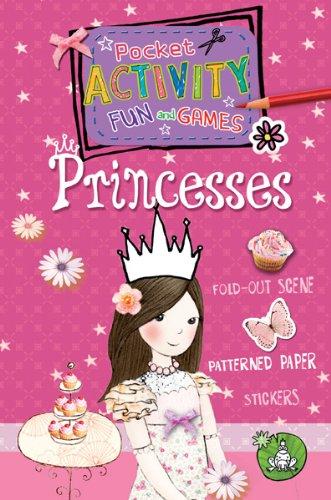 Princess Pocket Activity Fun And Games (Pocket Activity Fun & Games)