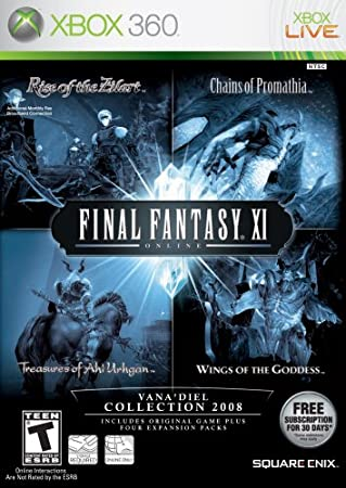 Final Fantasy XI Online: The Vana'diel Collection 2008