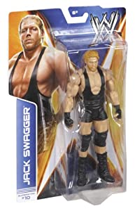 WWE Superstar #10 Jack Swagger Action Figure from Mattel