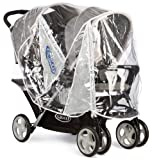 Graco Stadium Duo Stroller Raincover