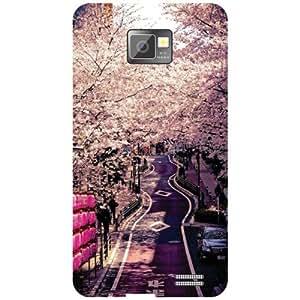 Samsung I9100 Galaxy S2 - Tree Phone Cover