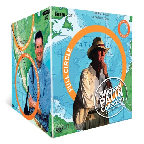 The Michael Palin Collection New Europe Around The World In 80 Days Sahara Hemingway Adventure Great Railway Journeys Himalaya Pole To Pole Full Circle 2