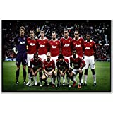 Shopolica Manchester United FC Poster (Manchester-United-FC-Poster-1479)