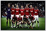 Shopolica Manchester United FC Poster (Manchester-2122)