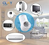 Claylight-Remote-Control-Socket-Wireless-Plug-Electrical-Outlet-Switch