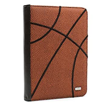 JAVOedge Basketball Book Case for the Amazon Kindle Keyboard (Kindle 3) Wi-Fi/3G