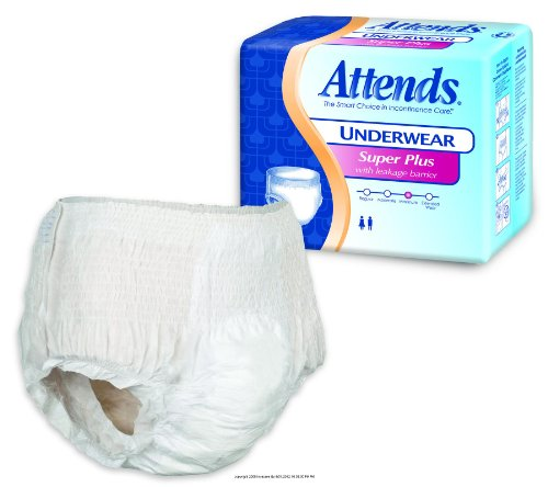 Printed Adult Diapers
