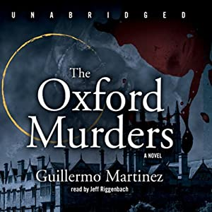 The Oxford Murders Audiobook